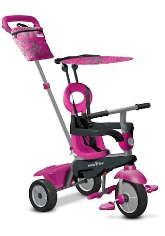 smarTrike® Dreirad »Vanilla, pink«, mit Sonnenschutzdach kaufen