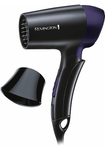 Remington Haartrockner D2400, 1400 Watt, Aufsätze: 1 kaufen