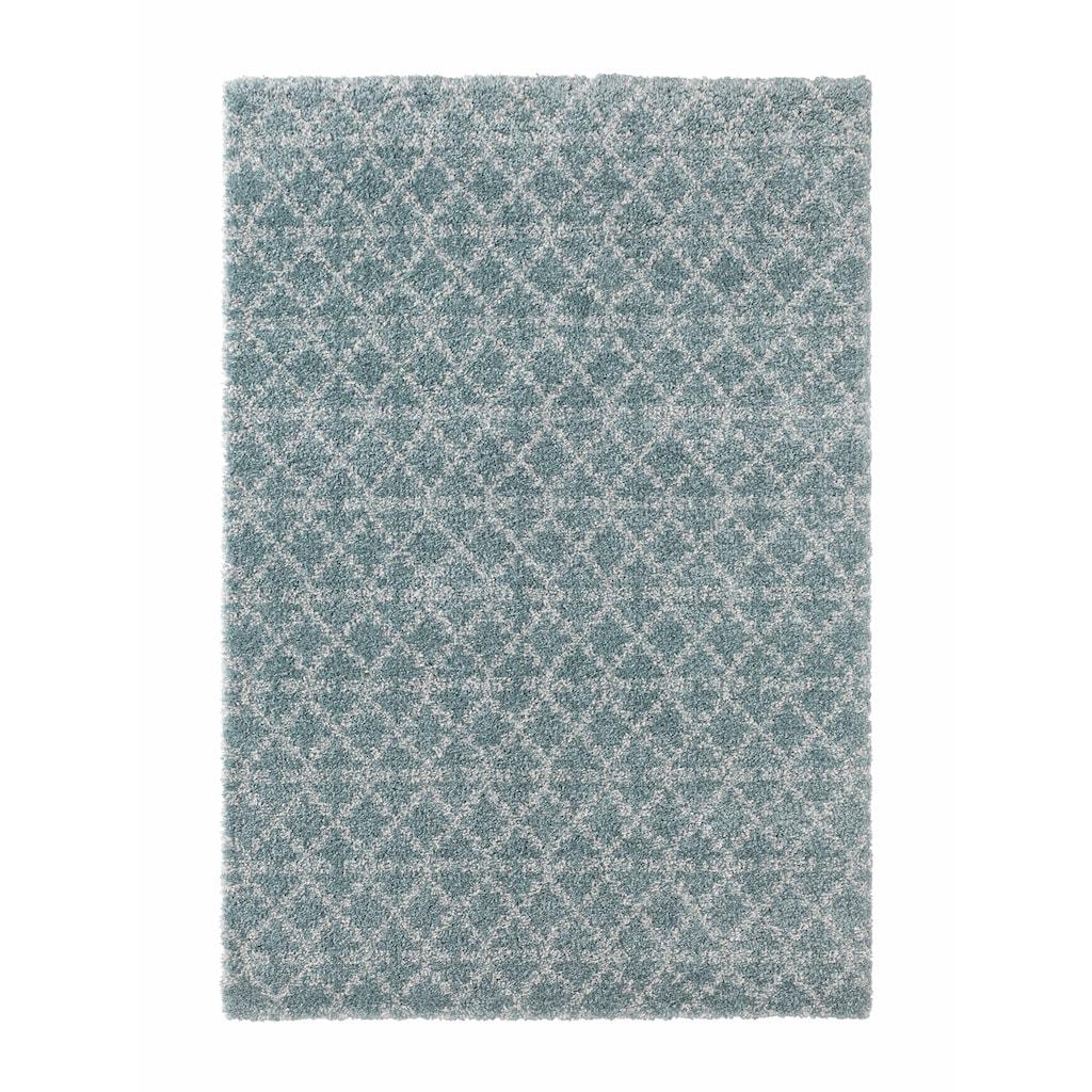MINT RUGS Hochflor-Teppich »Cameo«, rechteckig, 35 mm Höhe