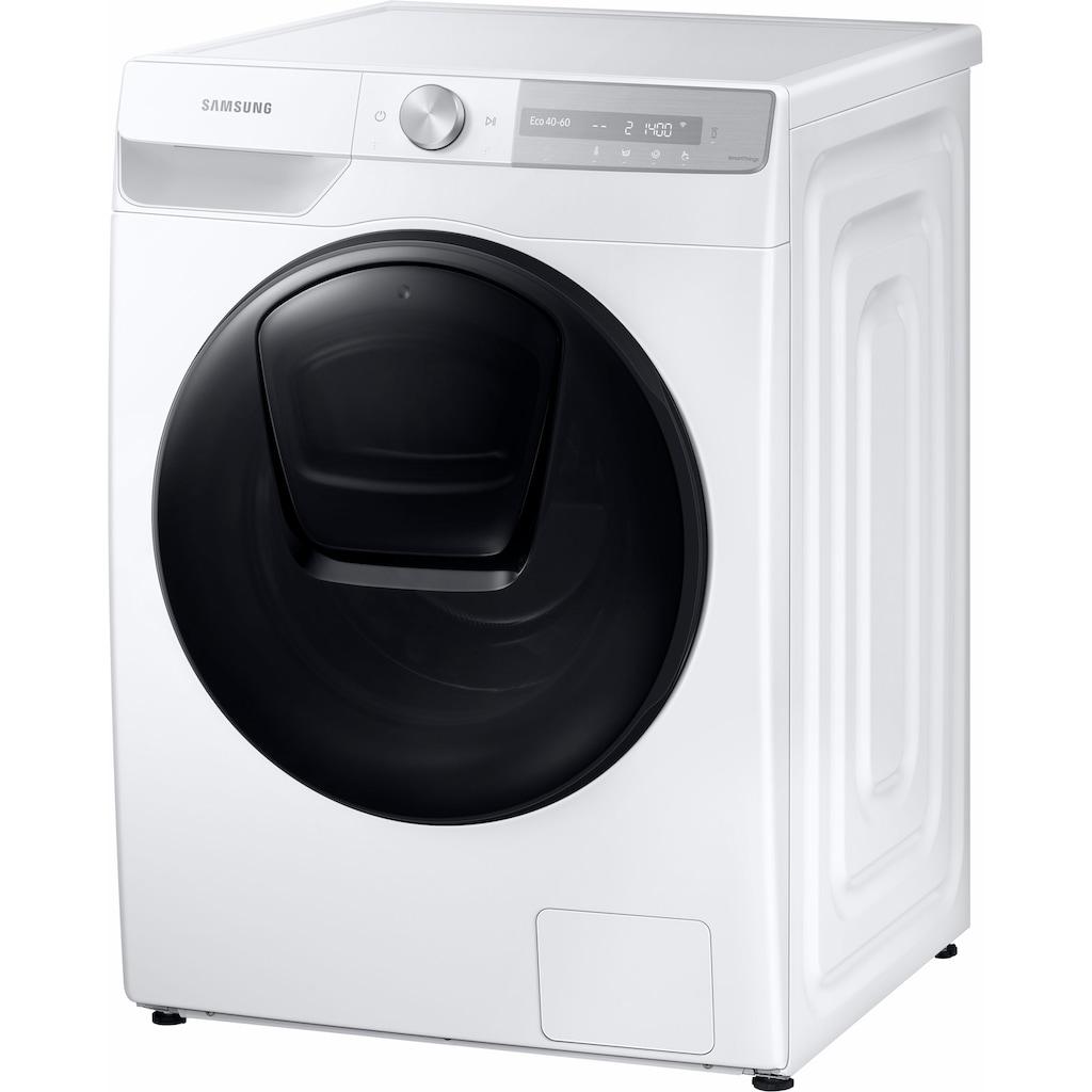 Samsung Waschmaschine »WW8ET754ABH/S2«, WW7500T, WW8ET754ABH/S2
