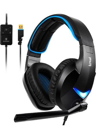 Sades Gaming-Headset »Wand SA-914« kaufen