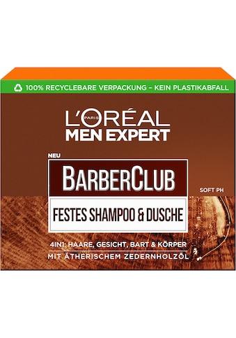 L'ORÉAL PARIS MEN EXPERT Haarshampoo »Barber Club Festes Shampoo« kaufen