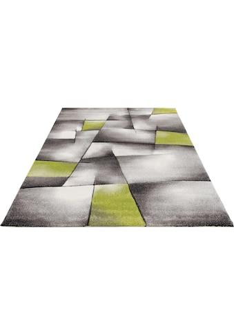 merinos Teppich »BRILLIANCE«, rechteckig, 13 mm Höhe, handgearbeiteter... kaufen