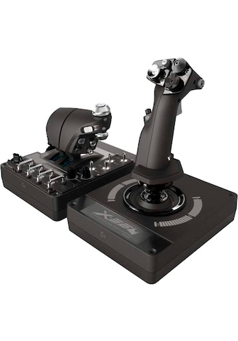Logitech G Gaming-Adapter »Logitech G Saitek Pro Flight X56 Rhino«, 2 cm kaufen