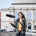 Hama Dreibeinstativ Traveller Premium Duo, 150 - Ball