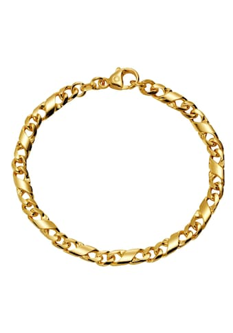 Firetti Goldarmband »in Dollarkettengliederung, 4,9 mm«, Made in Germany kaufen