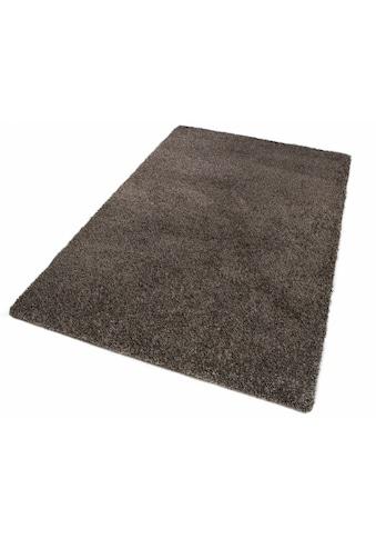 LUXOR living Hochflor-Teppich »Liverpool«, rechteckig, 32 mm Höhe, Wunschmaß, Wohnzimmer kaufen