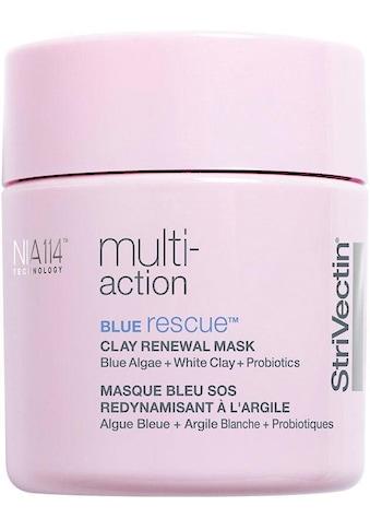 StriVectin Gesichtsmaske »BLUE RESCUE CLAY RENEWAL MASK« kaufen