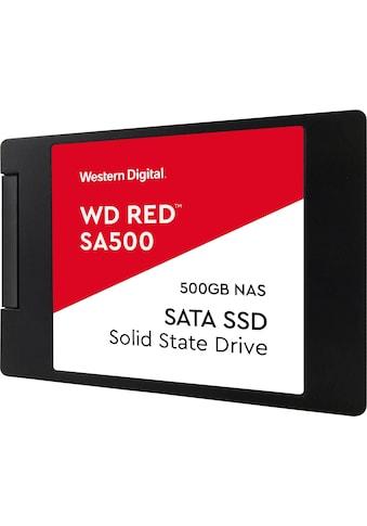 Western Digital »Red SA500« SSD 2,5 '' kaufen