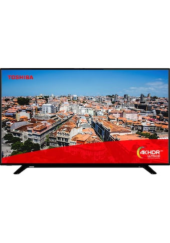Toshiba 55U2963DG LED - Fernseher (139 cm / (55 Zoll), 4K Ultra HD, Smart - TV kaufen