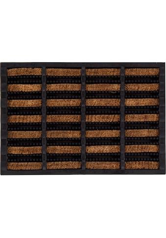 Fußmatte, »Robusta«, Andiamo, rechteckig, Höhe 30 mm kaufen