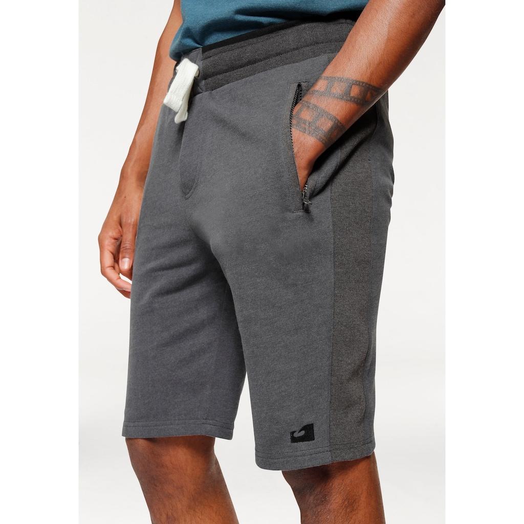 Ocean Sportswear Sweatshorts »Relax Fit«, mit Reißverschlusstaschen