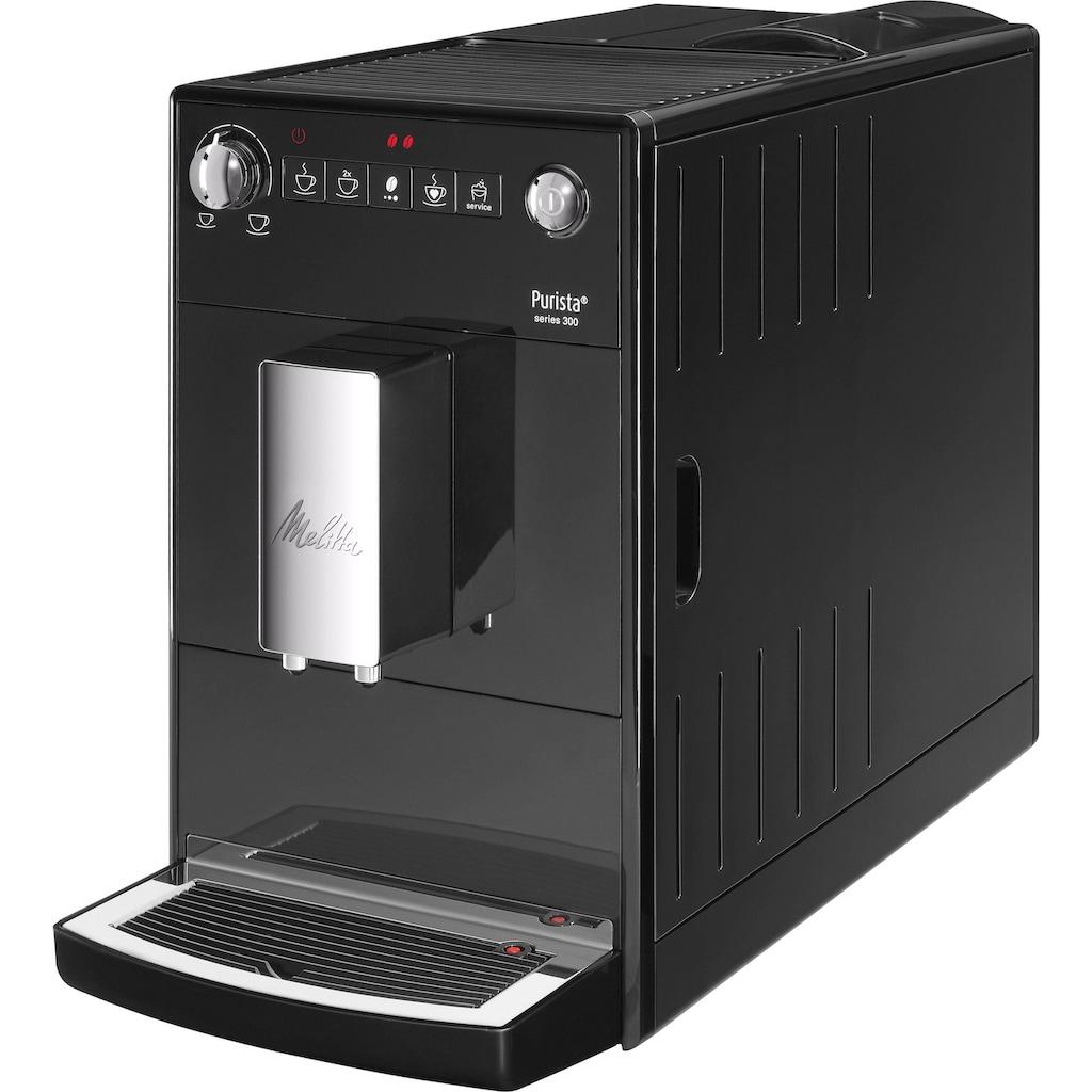 Melitta Kaffeevollautomat »Purista F23/0-102 schwarz«