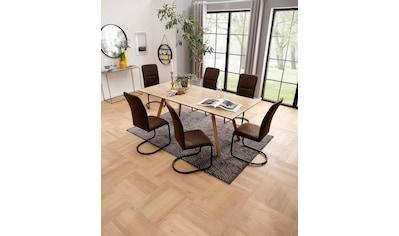 my home Essgruppe »Missy« (Set, 7 - tlg) kaufen