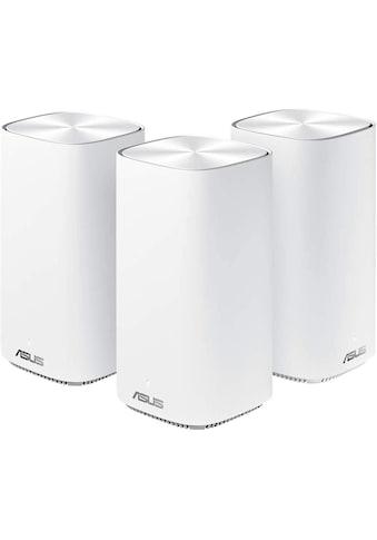 Asus WLAN-Router »ZenWiFi AC Mini (CD6)«, AC1500 3er Set kaufen