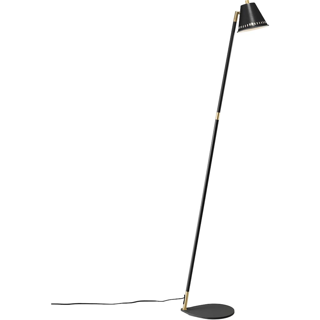 Nordlux Stehlampe »PINE«, GU10, Retro Industrial Design, Messing Applikationen