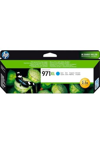 HP »hp 971XL Original Cyan« Tintenpatrone (1 - tlg.) kaufen