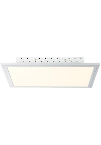 Brilliant Leuchten Flat LED Deckenaufbau-Paneel 42x42cm alu/weiß kaufen