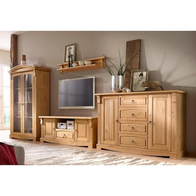 Home affaire Wohnwand »Anna« (Set, 4-tlg)
