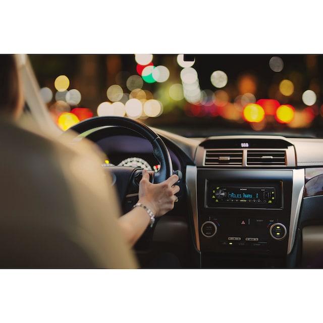 Sony »DSXB41KITEUR« Autoradio (Digitalradio (DAB+),FM-Tuner, 55 Watt)
