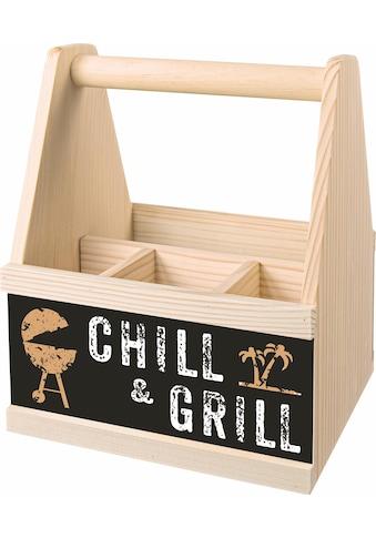 "Contento Besteckträger ""Chill & Grill"" kaufen"