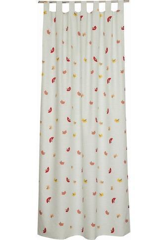 Vorhang, »E - Birds«, Esprit, Ösen 1 Stück kaufen