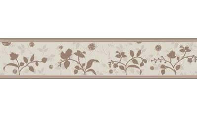 A.S. CRÉATION Bordüre »Only Borders«, mit Blumen, floral, selbstklebend kaufen