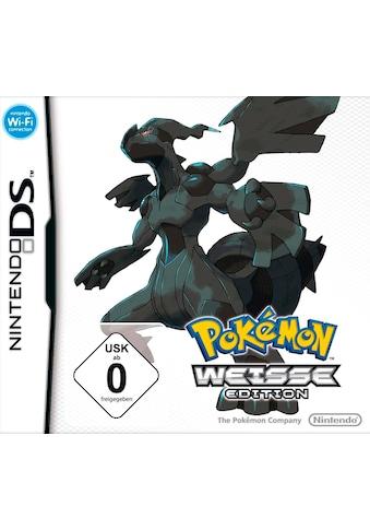 Pokémon: Weiße Edition Nintendo DS kaufen