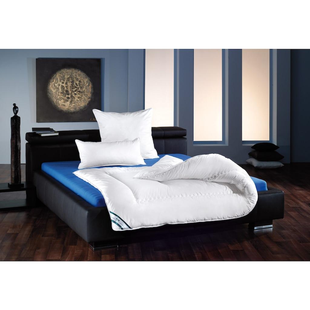f.a.n. Schlafkomfort Kunstfaserbettdecke »Texas«, normal, Füllung Polyesterfaser, Bezug 100% Baumwolle, (1 St.), bewährte Markenqualität - seit Jahrzenten geschätzt