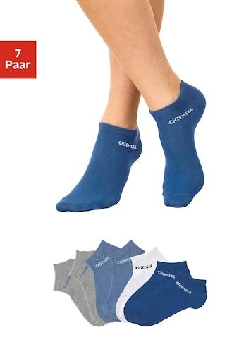 Chiemsee Sneakersocken, (7 Paar), mit eingestricktem Logo kaufen