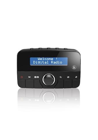 Hama DAB+ Adapter/FM Transmitter (Digitalradio im Auto) »Bluetooth/DAB/DAB+, CDR70BT« kaufen