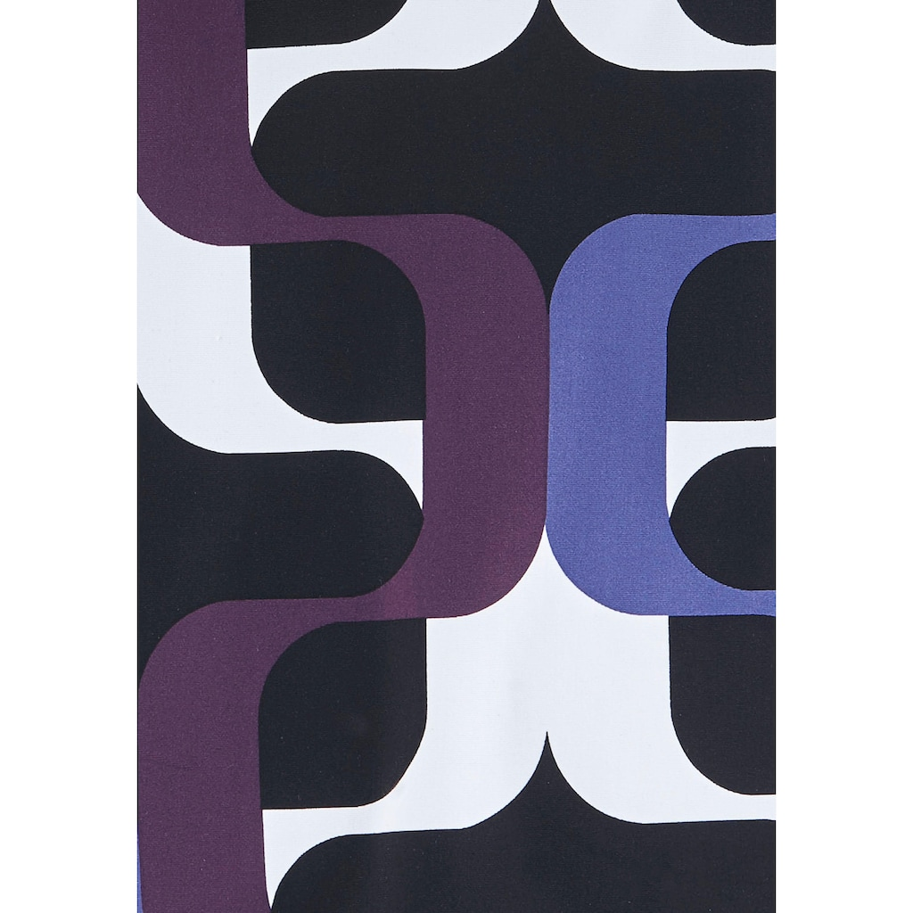 s.Oliver Bügel-Tankini, im Retrodesign