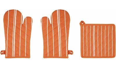 stuco Topfhandschuhe »Streifen« kaufen