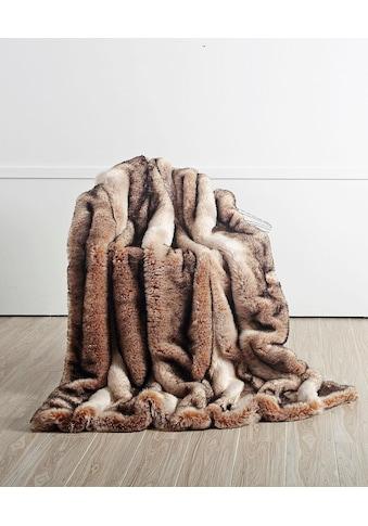 Star Home Textil Wohndecke »Nutria«, besonders weich kaufen