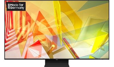 Samsung GQ85Q95T QLED - Fernseher (214 cm / (85 Zoll), 4K Ultra HD, Smart - TV kaufen