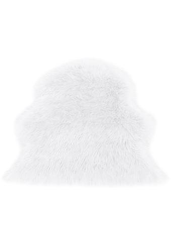 Andiamo Fellteppich »Kunstfell Glitter«, fellförmig, 60 mm Höhe, Kunstfell, mit... kaufen