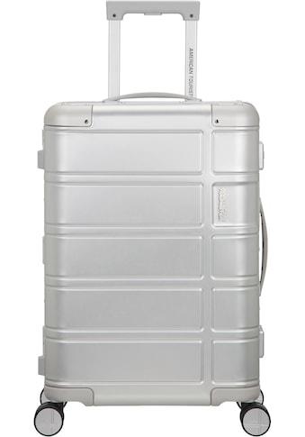 """American Tourister® Hartschalen - Trolley """"Alumo, 55 cm, silver"""", 4 Rollen kaufen"""