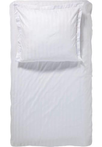 Bettwäsche »Streifsatin«, damai kaufen