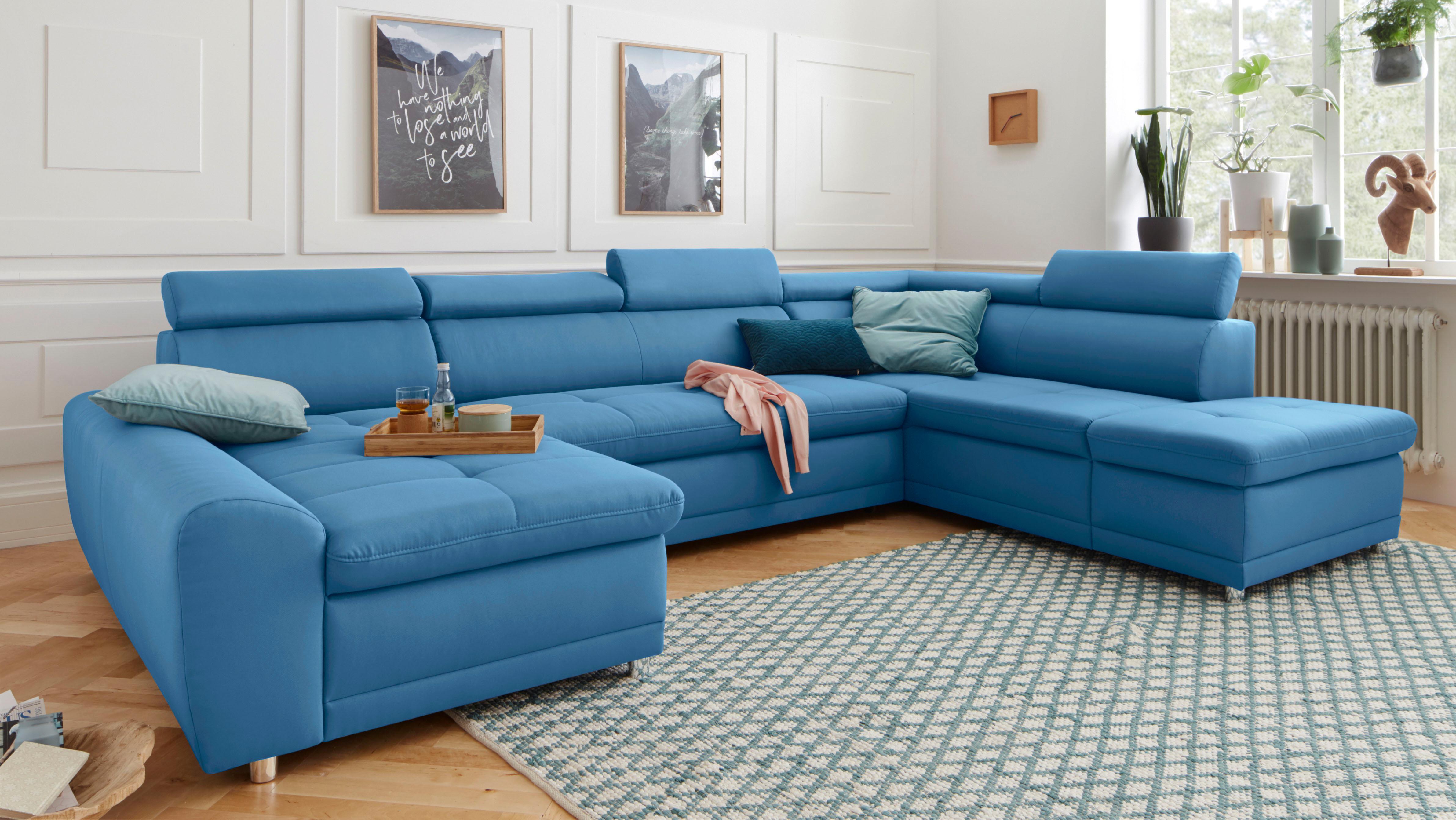sit&more Wohnlandschaft | Wohnzimmer > Sofas & Couches > Wohnlandschaften | SIT&MORE