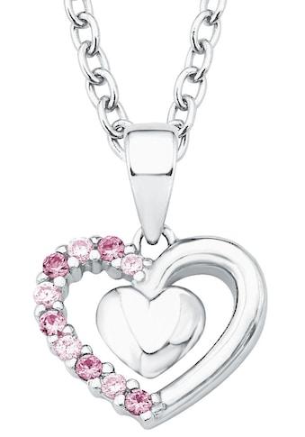 Prinzessin Lillifee Herzkette »2017951«, mit Zirkonia kaufen
