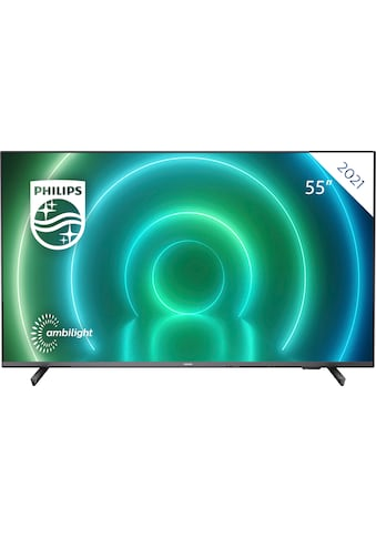 """Philips LED-Fernseher »55PUS7906/12«, 139 cm/55 """", 4K Ultra HD, Android TV-Smart-TV kaufen"""