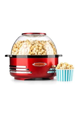 ONECONCEPT Popcornmaschine elektrischer Popcorn Bereiter Puffmais 5,2L kaufen