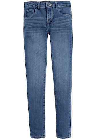 Levi's Kidswear Stretch-Jeans »710«, schlichte Super Skinnyform kaufen