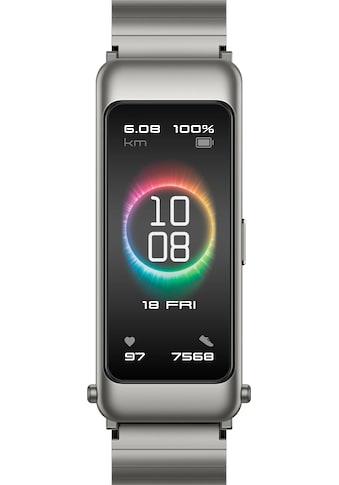 Huawei HUAWEI TalkBand B6 Elite Smartwatch (3,89 cm / 1,53 Zoll, Huawei Lite OS) kaufen