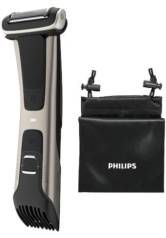 Philips Elektrokörperrasierer »BG7025/15«, mit integriertem 3 - 11 mm Kammaufsatz kaufen