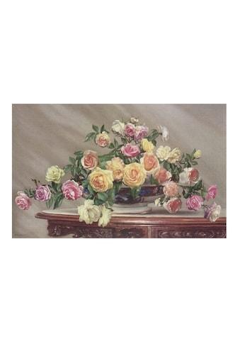 Home affaire Wandbild »Bouquet of roses« kaufen