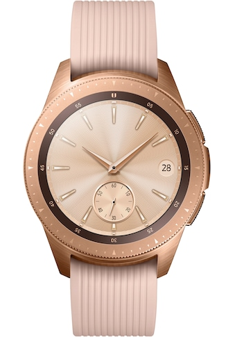 Samsung Galaxy Watch  -  LTE  -  42mm Smartwatch (3,05 cm / 1,2 Zoll, Tizen OS) kaufen