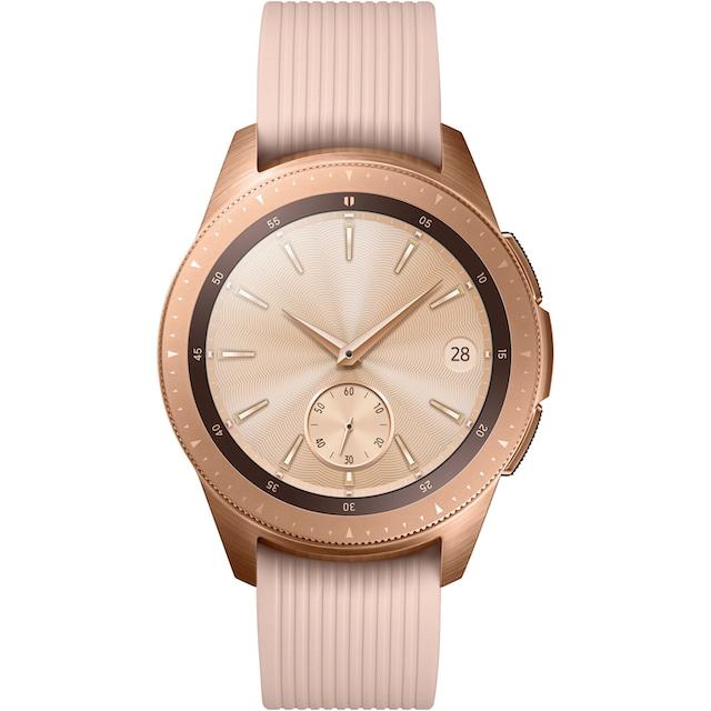 Samsung Galaxy Watch - LTE - 42mm Smartwatch (3,05 cm / 1,2 Zoll, Tizen OS)