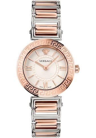 Versace Schweizer Uhr »Tribute, VEVG00920« kaufen