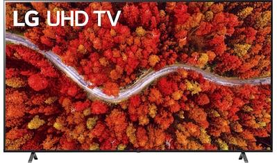 "LG LCD-LED Fernseher »82UP80009LA«, 207 cm/82 "", 4K Ultra HD, Smart-TV, (bis zu... kaufen"